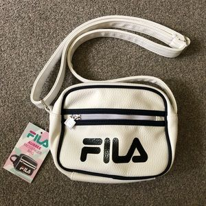 e8698f6ab24b Fila Messenger Bag Crossbody White